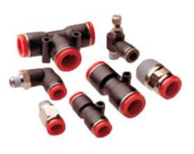 Pneumatic connectors