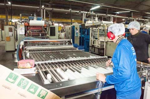 Fabrica de bandejas de isopor